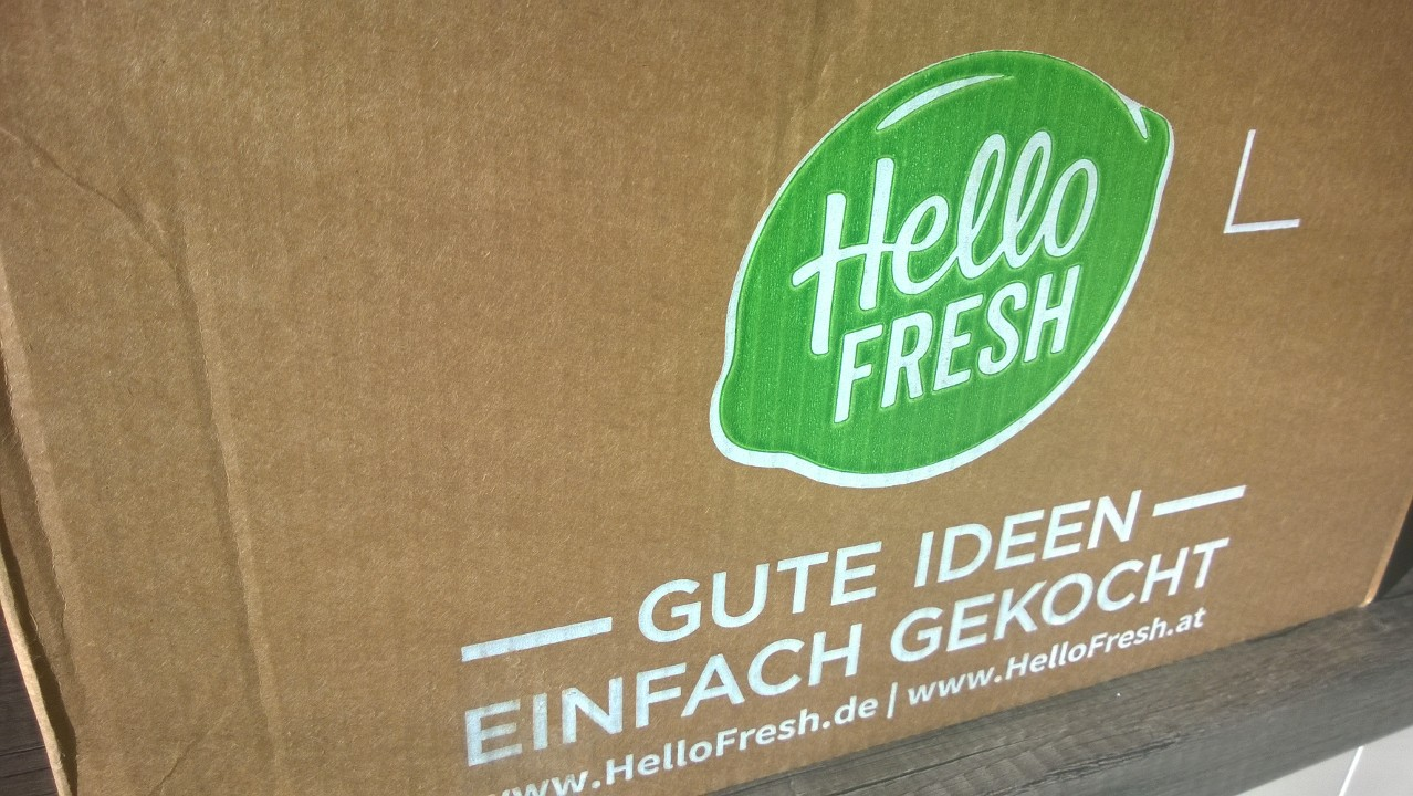 hello fresh kochbox